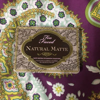 Too Faced Natural Eye Neutral Eye Shadow Collection uploaded by Chloe W.