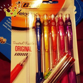 Photo of BIC Pencils Mechanical Pencil, Refillable, Rubbergrip, .7mm, Assorted uploaded by Sha P.