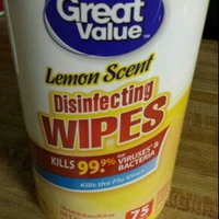 Great Value Lemon Scent Disinfecting Wipes uploaded by Amy M.