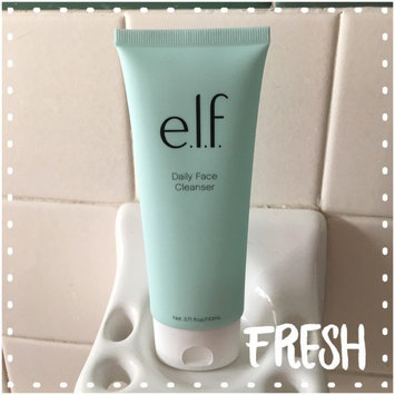 e.l.f. Daily Face Cleanser uploaded by Jillian S.