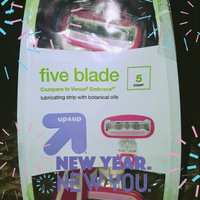 up & up™ Women's 5 Blade Disposable Razors - 5 ct uploaded by Kelsey W.