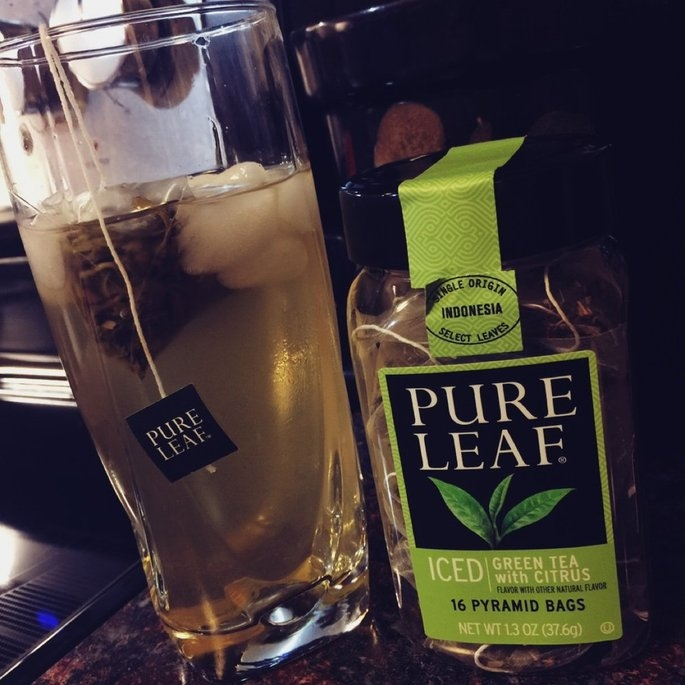 Pure Leaf Iced Green Tea with Citrus uploaded by Tesa M.