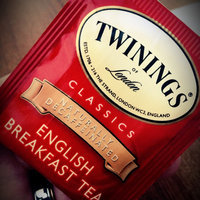 Twinings of London Classics English Breakfast Tea uploaded by Kayla M.