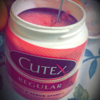 Cutex Twist & Scrub Sponge uploaded by Camila P.