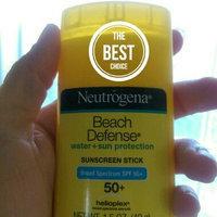 Neutrogena Sunscreen Stick, SPF 50 uploaded by Jamie G.