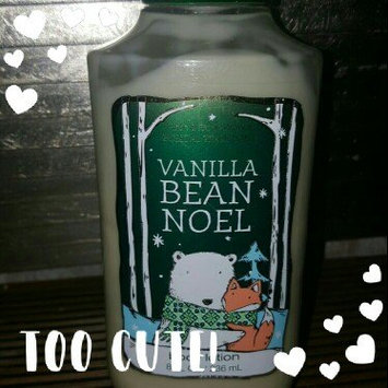 Photo of Bath & Body Works Vanilla Bean Noel Body Lotion uploaded by Faith D.