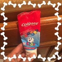 Colgate® Kids Cavity & Enamel Protection Toothpaste Mild Bubble Fruit® uploaded by Bergineliz R.