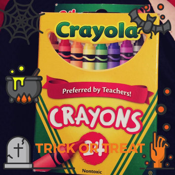 Photo of Crayola 24ct Crayons uploaded by Shanna B.