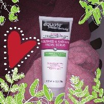 Equate Beauty Mandarin & Pink Lemon Polished & Radiant Facial Scrub, 6 oz uploaded by Alysha L.