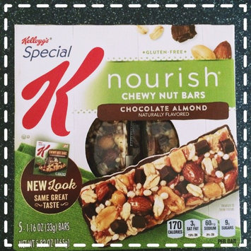 Photo of Special K® Kellogg's Chocolate Almond Chewy Nut Bars 5 ct Box uploaded by Holly F.