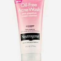 Neutrogena® Oil-Free Acne Wash Redness Soothing Cream Cleanser uploaded by Naya L.