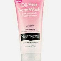 Neutrogena® Oil-Free Acne Wash Redness Soothing Cream Cleanser uploaded by Naya L.