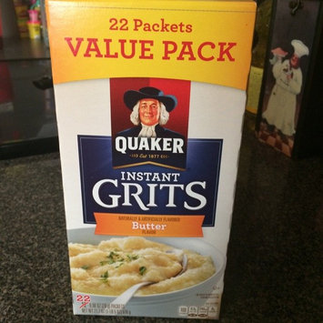Quaker™ Quick 5-Minute Grits 18.4 oz. Box uploaded by Brittney T.