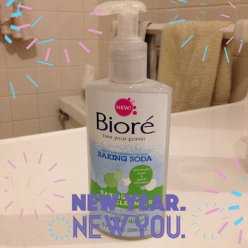 Photo of Bioré® Baking Soda Pore Cleanser uploaded by TammyJo E.