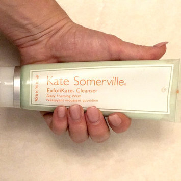Kate Somerville ExfoliKate(R) Cleanser Daily Foaming Wash uploaded by Jenn P.