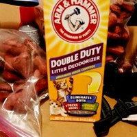 Arm & Hammer Double Duty Cat Litter Deodorizer, 30 oz uploaded by Marieli C.