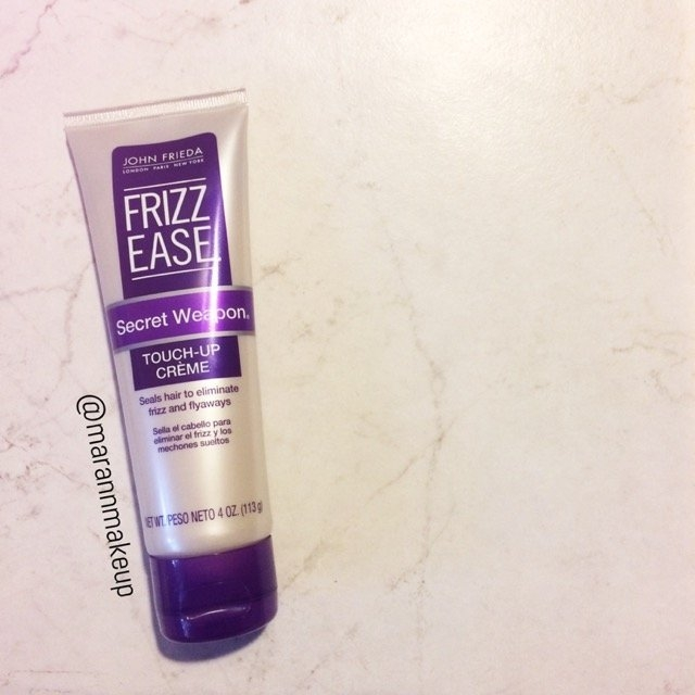 John Frieda Frizz-Ease Secret Weapon Flawless Finishing Creme uploaded by Emily C.