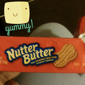 Nabisco Nutter Butter Peanut Butter Sandwich Cookies uploaded by Mykeisha c.