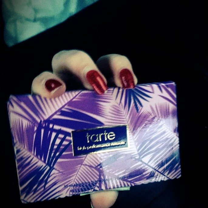 tarte not so slick oil-absorbing blotting papers uploaded by Sam H.