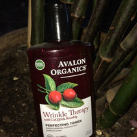 Avalon Organics Wrinkle Therapy With Coq10 & Rosehip Perfecting Toner uploaded by Nadene O.