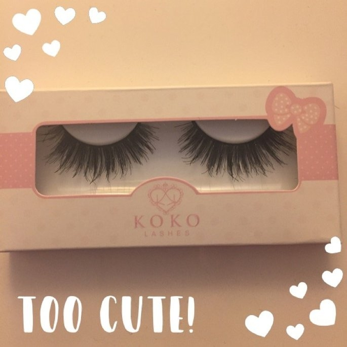 KoKo Lashes Queen B uploaded by Leslie S.