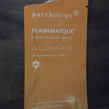 Photo of Illuminate FlashMasque Facial Sheets (8 Count) - Patchology uploaded by Angela H.
