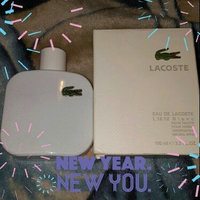 Lacoste Eau de  L.12.12 - White 3.3 oz Eau de Toilette Spray uploaded by George C.