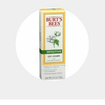 Photo of Burt's Bees Sensitive Eye Cream uploaded by Maria H.