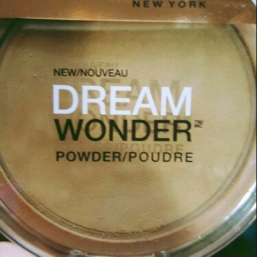 Maybelline Dream Wonder Powder uploaded by Emily F.