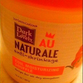 Dark and Lovely Au Naturale Coil Moisturizing Souffle uploaded by Ashley R.