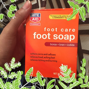 Photo of Walgreens Foot Soap 8 Pack uploaded by Bergineliz R.
