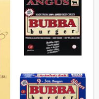 Bubba Burger Beef Chuck with Sweet Onions Burgers 6 ct uploaded by Marta C.