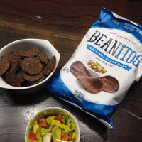 Beanitos Original Black Bean with Sea Salt Chips uploaded by LETICIA B.