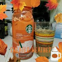 Starbucks Pumpkin Spice Latte Chilled Espresso uploaded by Christina K.
