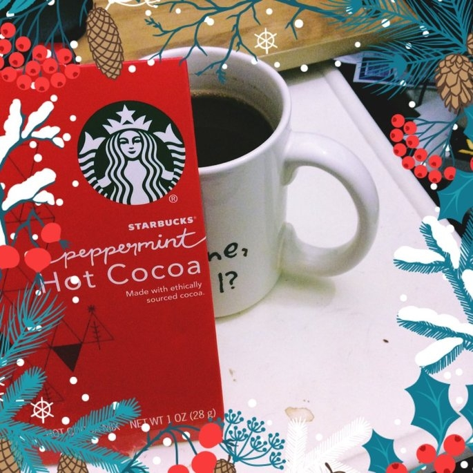 Starbucks Peppermint Hot Cocoa Mix uploaded by Gwen M.
