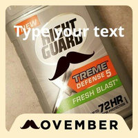 Right Guard Total Defense 5 Fresh Blast Invisible Solid Anti-Perspirant/Deodorant uploaded by Gillian G.