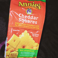 Annie's Homegrown Baked Cheddar Squares Crackers uploaded by Emma S.
