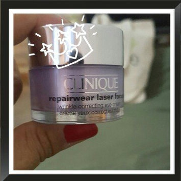 Photo of Clinique Repairwear Laser Focus™ Wrinkle Correcting Eye Cream uploaded by Sandra P.