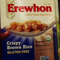 Attune Foods Erewhon Organic Crispy Brown Rice 100% Whole Grain Cereal uploaded by CVT/ Ligia R.
