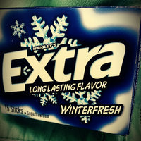 Extra Long Lasting Winterfresh Sugarfree Gum uploaded by Ashley G.