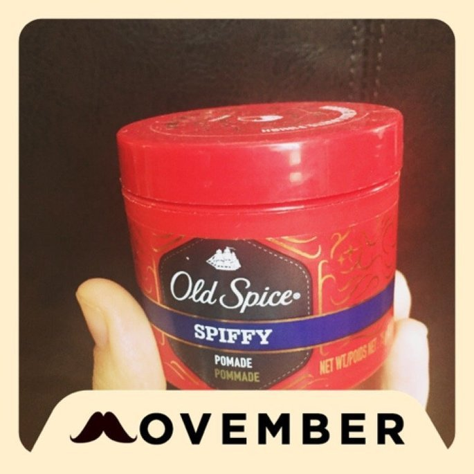 Old Spice Spiffy Sculpting Pomade uploaded by Anjouli H.