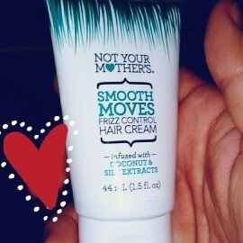 Not Your Mother's® Smooth Moves Frizz Control Hair Cream uploaded by Ericka P.