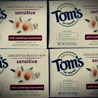 Tom's of Maine Sensitive Natural Beauty Bar Soap with Soothing Chamomile uploaded by Anastasija F.