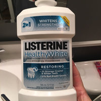 LISTERINE Whitening Plus Restoring Fluoride Rinse uploaded by Cori M.