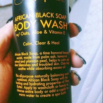 SheaMoisture African Black Soap Body Wash uploaded by J3551C4