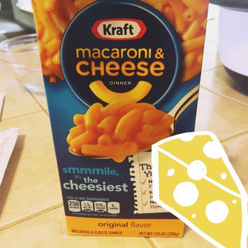 Kraft Macaroni and Cheese Original uploaded by Jasmine O.