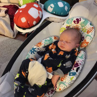 4moms Mamaroo Bouncer - 2015 - Silver Plush uploaded by Katie C.
