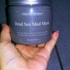 Pure Body Naturals Dead Sea Mud Mask uploaded by nina H.