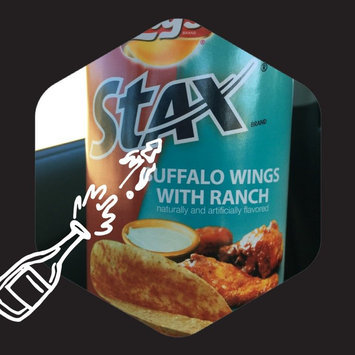 Photo of Lay's Stax Buffalo Wings with Ranch Flavored Potato Crisps uploaded by Katy B.