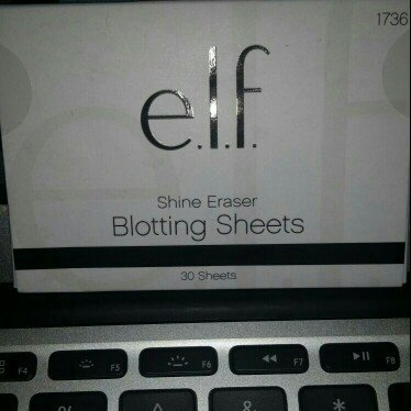 Shine Eraser Blotting Sheets uploaded by Abbie T.